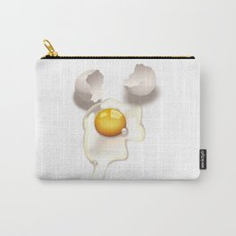 Cracked Egg Carry-All Pouch
