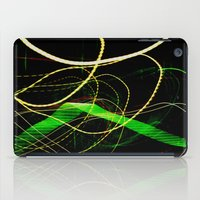 sonic iPad Cases featuring Sonic Waves by Jonathan Wright Productions