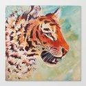 Panthera tigris by linaeve