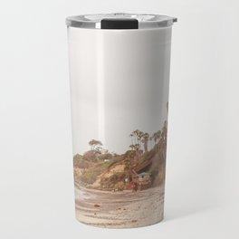 San Diego Coast Travel Mug