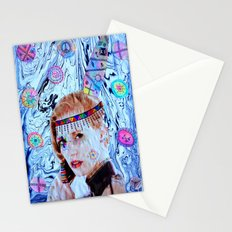 Tribal Peace Stationery Cards