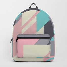 Delicious retro geometric Backpack