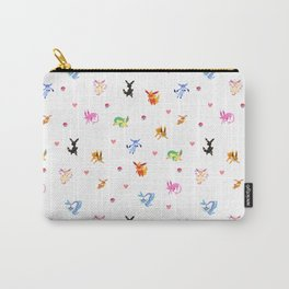 Eeveelutionary Carry-All Pouch