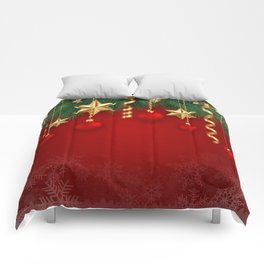 Christmas decoration Comforters