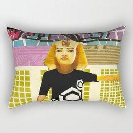 Muses of the Subconscious Rectangular Pillow