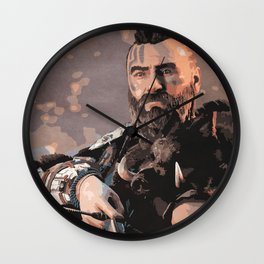 Rost Wall Clock