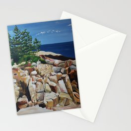 Southwest Harbor, Maine Stationery Cards