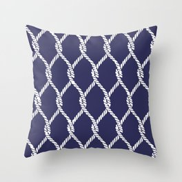 Shiver my timbers Throw Pillow