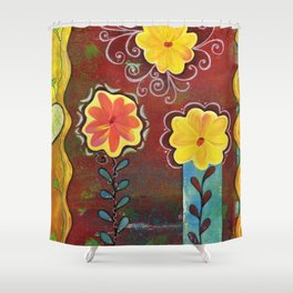 Performers Shower Curtain