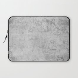 concrete wall vintage grey background,  wall texture * Laptop Sleeve