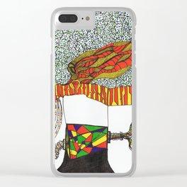 Machina Clear iPhone Case