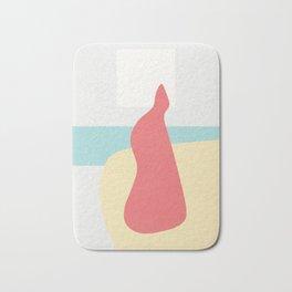 Color and Shape - Baja California Sur Bath Mat