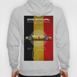 Spa Racetrack Vintage Hoody