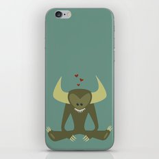 Love Monster 2 iPhone & iPod Skin