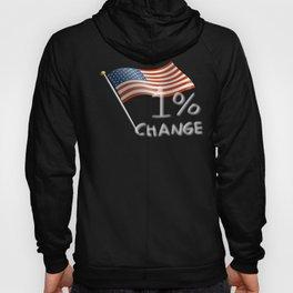One Percent Change Hoody
