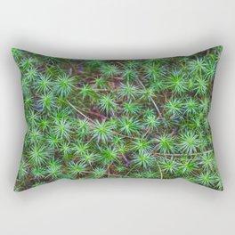 The Forest Floor Rectangular Pillow