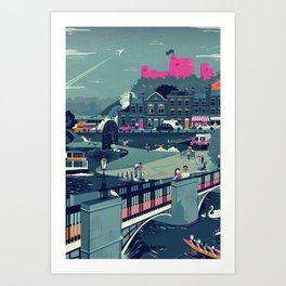 Windsor Art Print