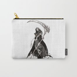 Memento Mori Carry-All Pouch