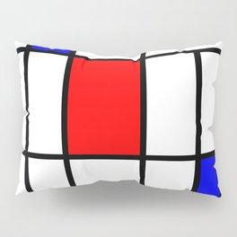 Mondrian #63 Pillow Sham