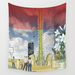 atmosphere 2017 Wall Tapestry