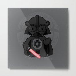 Care Vader Metal Print