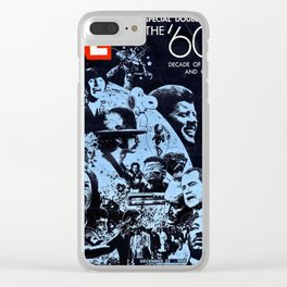 The 60s Clear iPhone Case