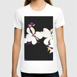 Dogwood In Abstract T-shirt