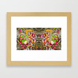 What I am You Will Become Framed Art Print