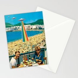 A Summer Vacation Stationery Cards
