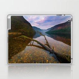 Silent Morning - Ireland (RR215) Laptop & iPad Skin