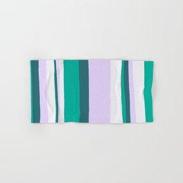 Hermosa, sunset stripes Hand & Bath Towel