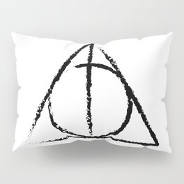 Master of Death Pillow Sham