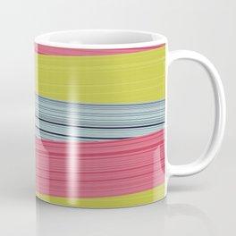 Bubblegum Pop Weave Coffee Mug