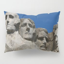 Four Former U S Presidents Pillow Sham