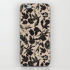 Fall Flowers iPhone & iPod Skin