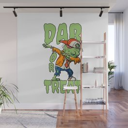 Zombie Dab Wall Mural