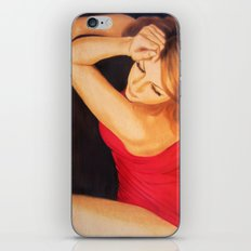 Niki iPhone & iPod Skin