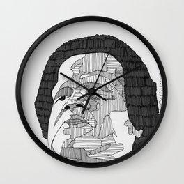 Eddie Turner / Blackenstein. Wall Clock