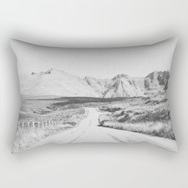 ON THE ROAD XXI / Scotland Rectangular Pillow