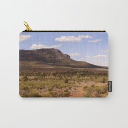 Rawnsley Bluff in the Australian Flinders Ranges Carry-All Pouch