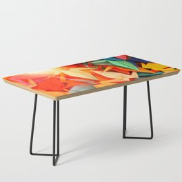 Senbazuru rainbow Coffee Table