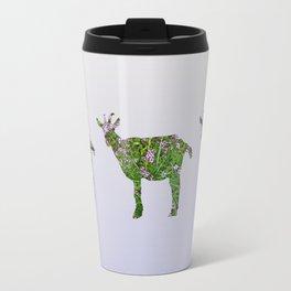 Ode to the Burren goats Travel Mug