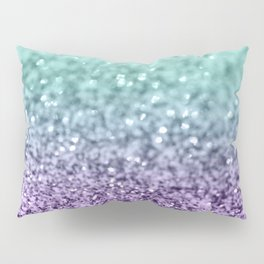 Mermaid Girls Glitter #9 #shiny #decor #art #society6 Pillow Sham