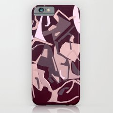 ABSTRACT COLLAGE Slim Case iPhone 6s