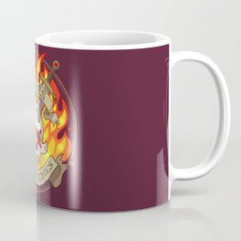Liches Get Stitches Coffee Mug