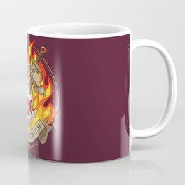 Liches Get Stitches Coffee Mug