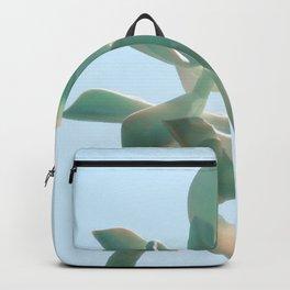 Fat Blue Backpack