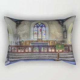 Total Faith Rectangular Pillow