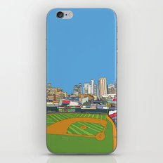 Minnesota Twins Target Field iPhone & iPod Skin