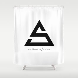 Sellah Africa Icon  Shower Curtain